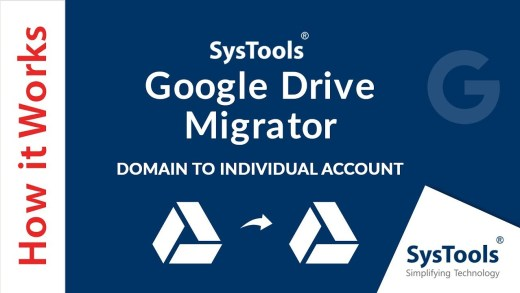Google Drive Migrator