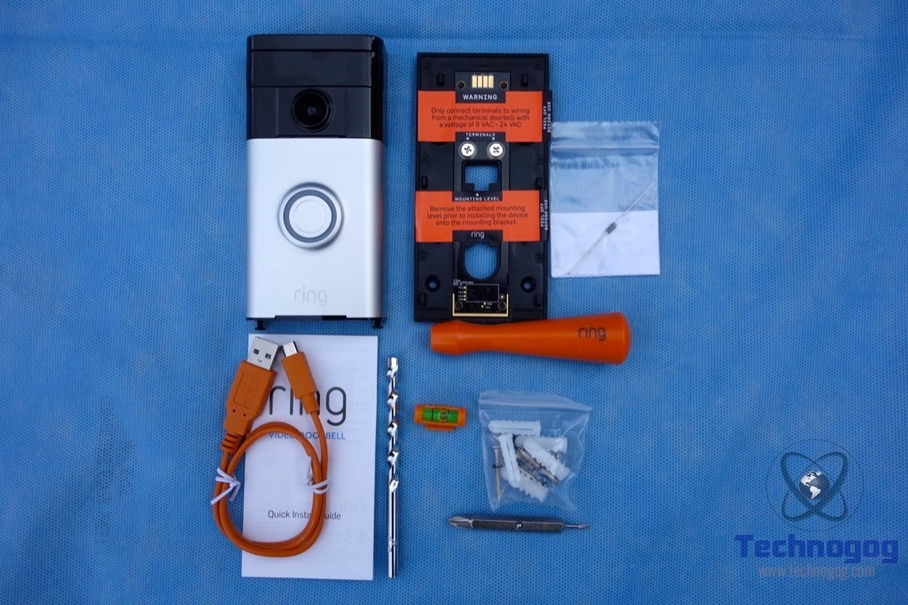 Usb Microphone Wiring Diagram Review Of Ring Video Doorbell Technogog
