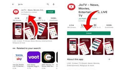 jio tv download kaise kare
