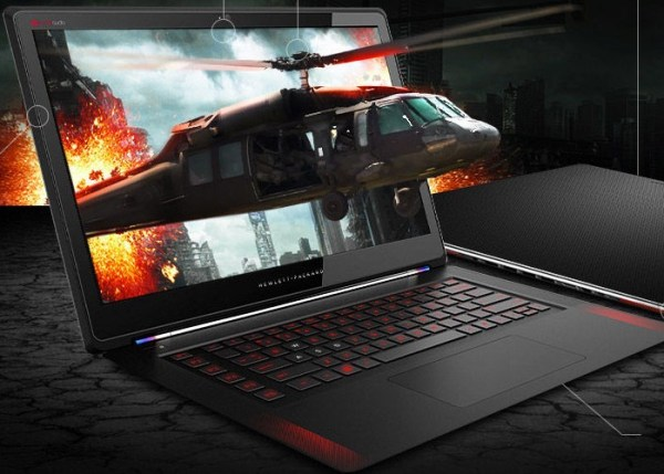 HP Omen Slim