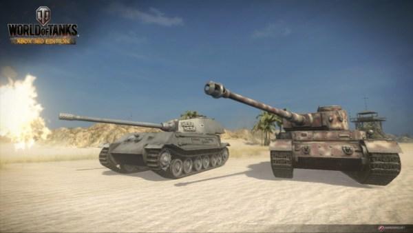 World of Tanks: Xbox 360 Edition