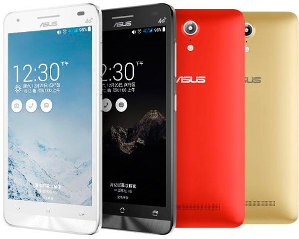 5-дюймовый смартфон Asus Pegasus X002 за $130