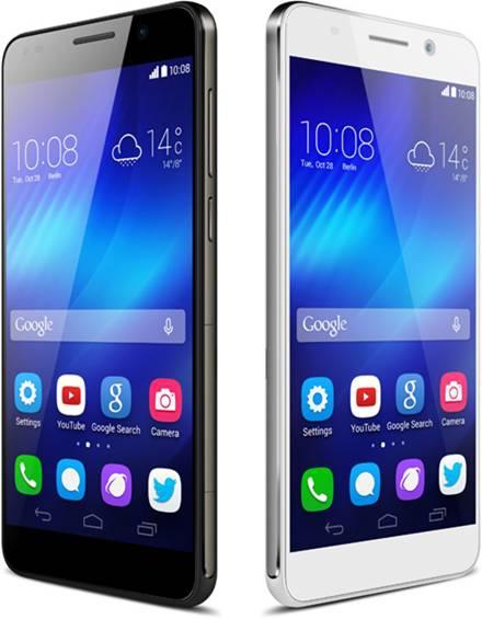 Первый смартфон под брендом Honor на украинском рынке