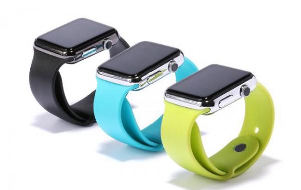 Китайцы вовсю торгуют клонами Apple Watch, цена вопроса - $65