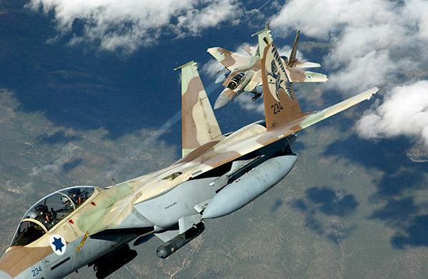 Израиль модернизирует истребители-бомбардировщики F-15I