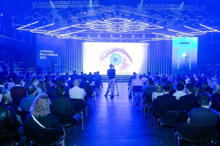 """""""Samsung Electronics Украина"""" представила новые продукты на Samsung Innovations 2017"""