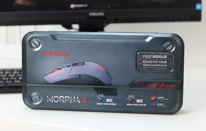 EpicGear MorphA X