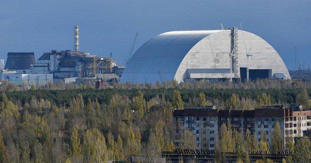 Solar Chernobyl