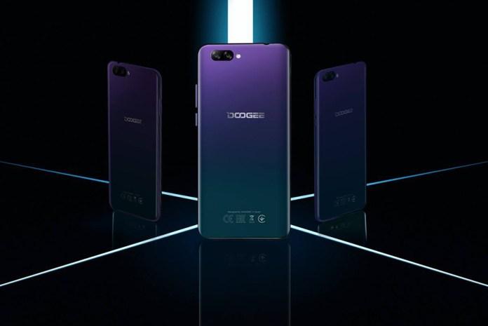 DOOGEE планирует обновить молодежную Y-серию безрамочных смартфонов