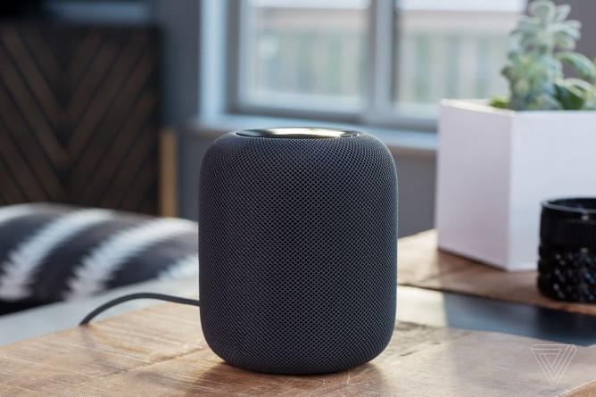 Apple HomePod 2: первые подробности о будущей новинке