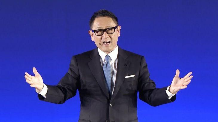 Переход на электромобили оставит человечество без электричества - глава Toyota