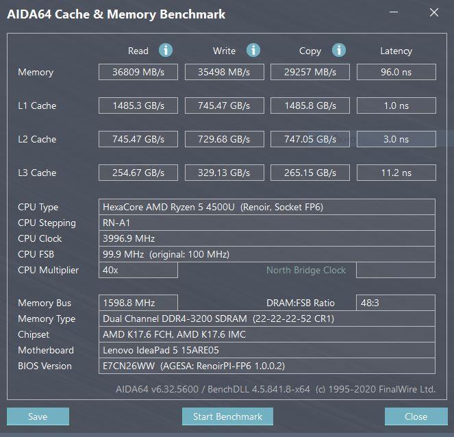Обзор Lenovo ideapad 5 (15ARE05): универсальный ноутбук для работы и не только