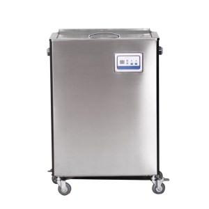 Hydrocollator stationary mobile heating unit with 6 standard