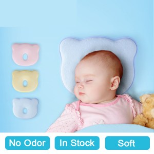 Baby Flat Head Baby Pillow for newborn baby