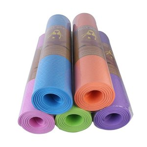 Eco Friendly Yoga and Exercise Mat 8mm-Multi Color – Yoga mat price in Bangladesh