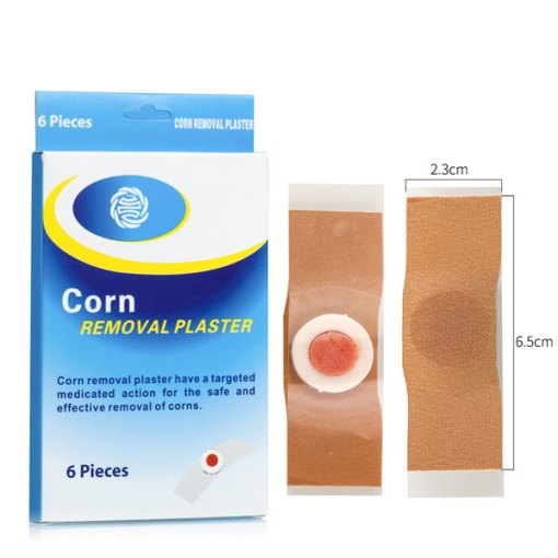Corn removal Patch