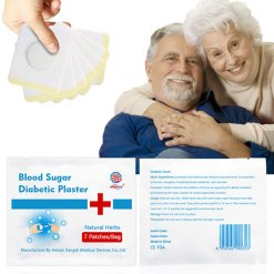 FDA Approved Diabetic Plaster patch