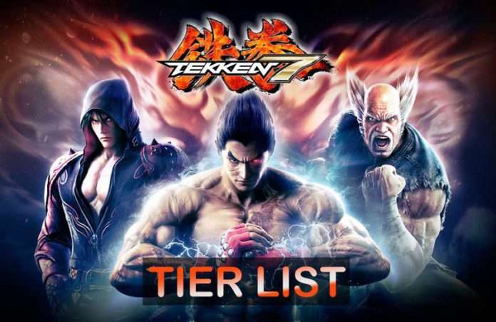 New Tekken 7 Tier List! [2020] Tekken 7 season 3