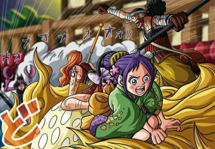 One Piece Chapter 1005: Release Date and Read Manga Online