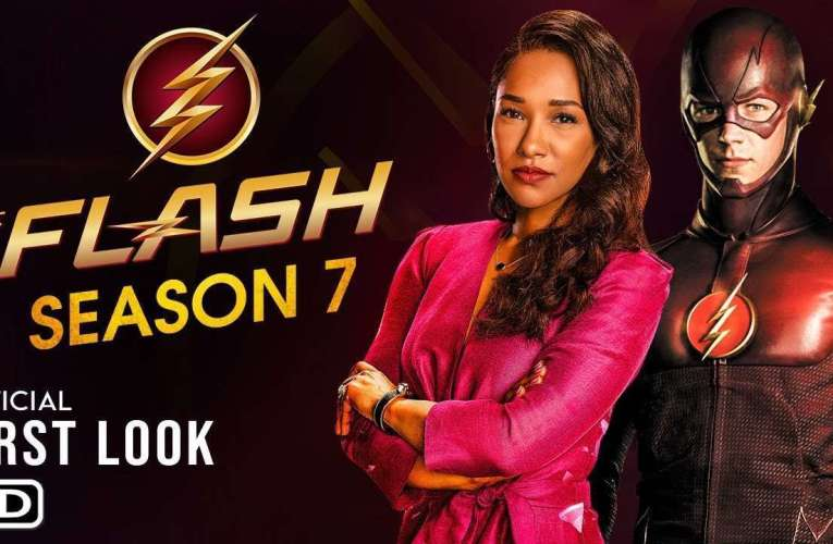 The Flash Season 7 Episode 1: Release Date and Air Time!