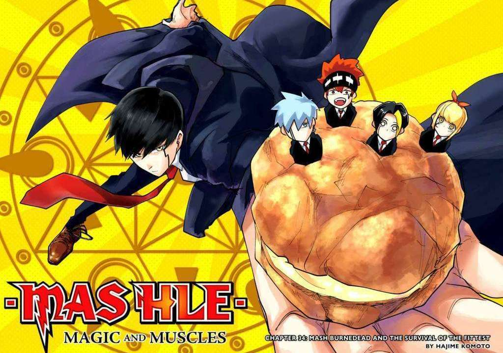 mashle magic and muscles chapter 53 read online 60436c2cec8e2 MASHLE MAGIC AND MUSCLES Chapter 53 Read Online