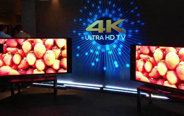 what is 4k display resolution
