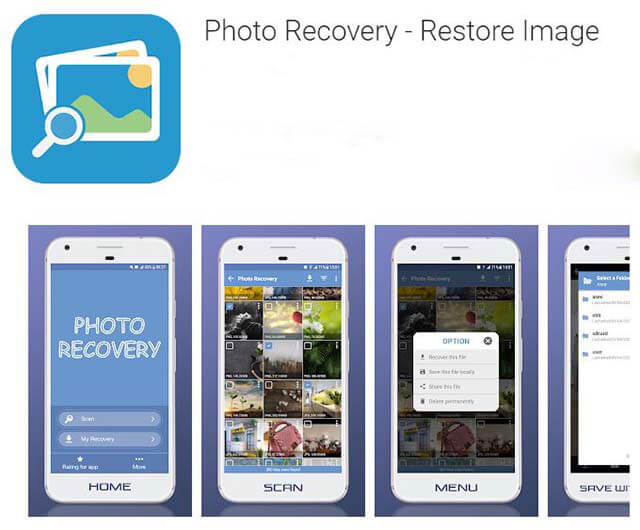 How to Restore Deleted Photos from Gallery
