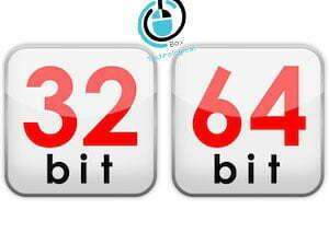 الفرق بين 32 Bit و64 Bit