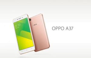 شركة Oppo تكشف عن هاتفها الذكي الجديد في الصين A37