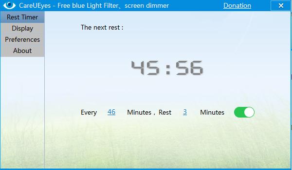ٌRest Timer