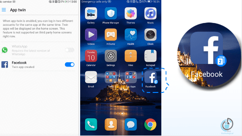 App Twin