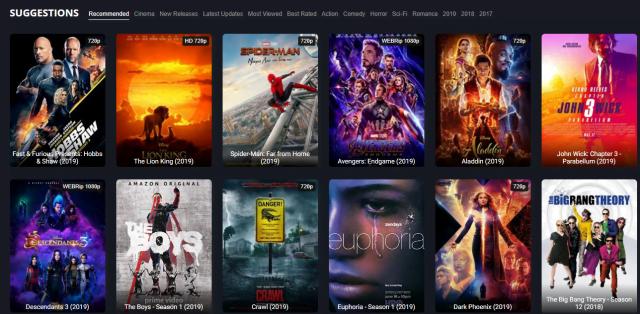 مواقع تحميل الافلام مجاناً