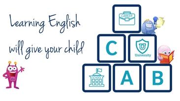 تعليم اللغة الانجليزية للاطفال