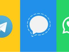 تطبيق Signal وتطبيق Telegram