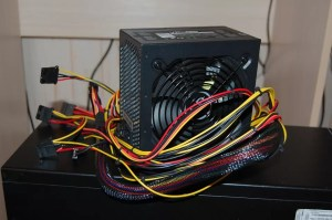 PC - power supply