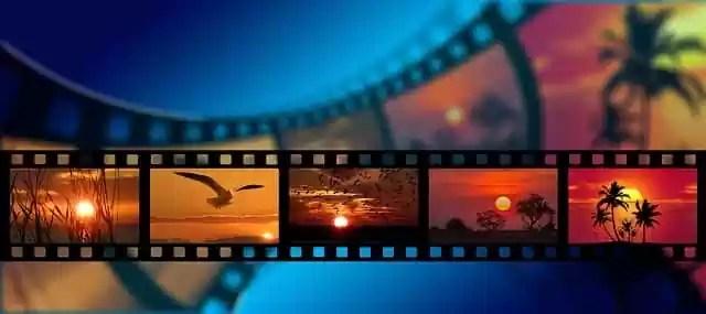 Camcorder-film