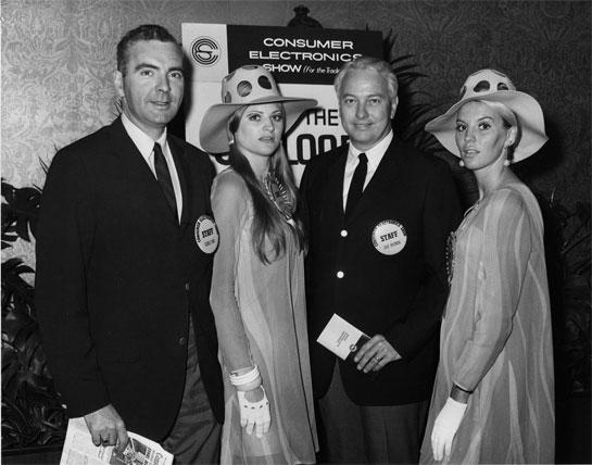 CES ladies 1967