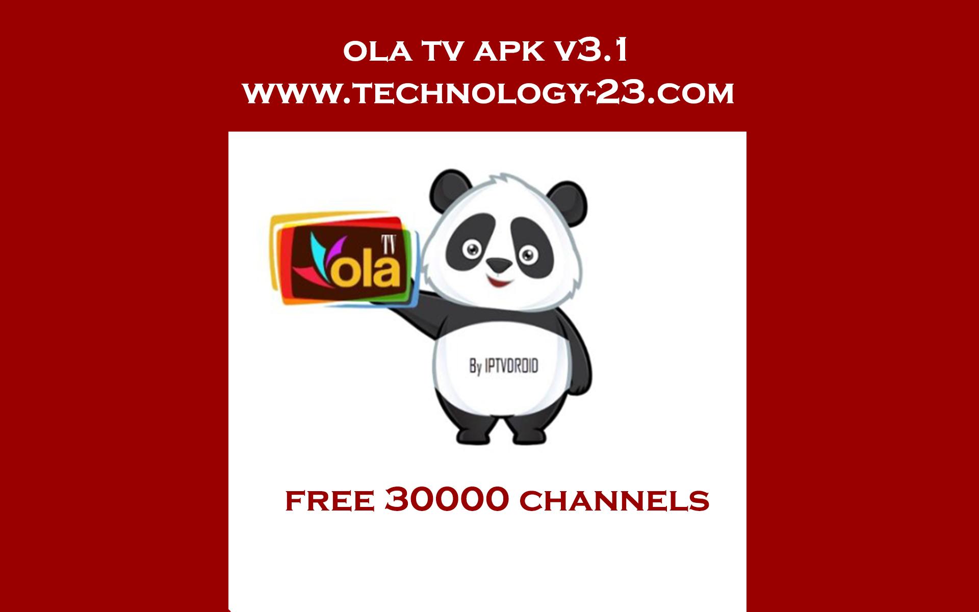 Ola tv 3 0 apk for android | Ola Tv  2019-04-17