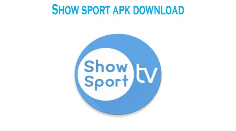 sport tv show apk