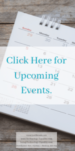 Click here for event listings in the Alignable.com community.