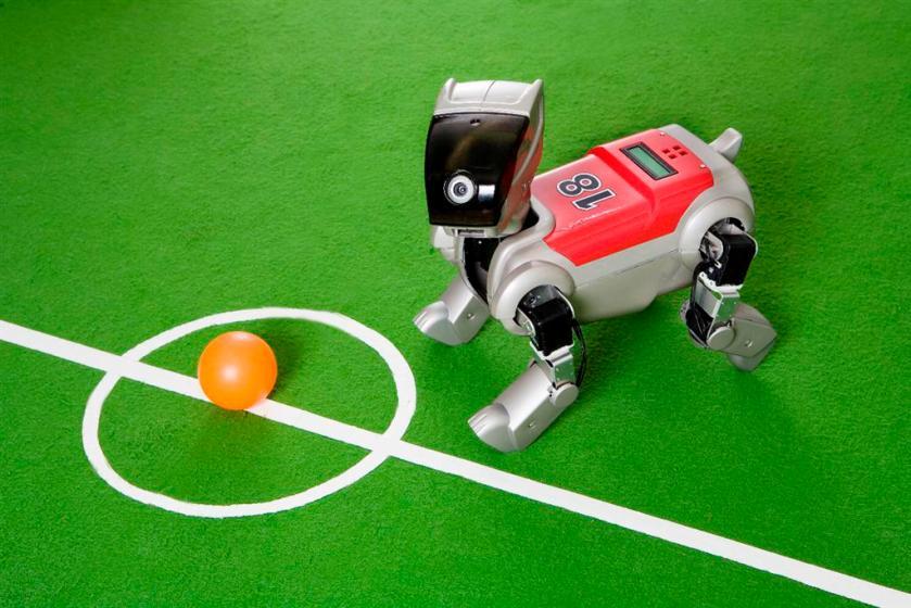 New 4 legg robot Uni Darmstadt