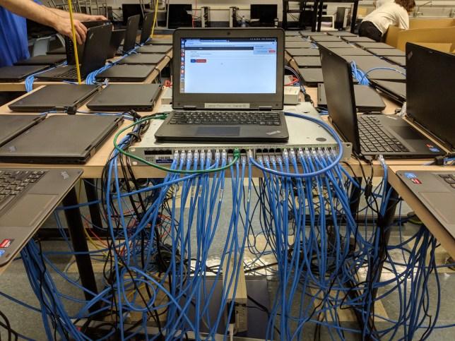 Software imaging station