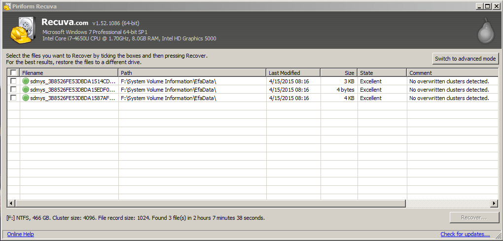 How many times do you have to write zeros or random data to a drive