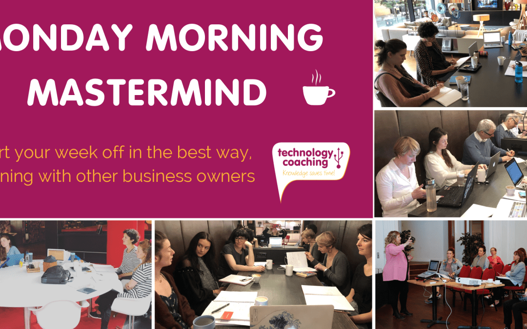 Monday Morning Mastermind – Edinburgh