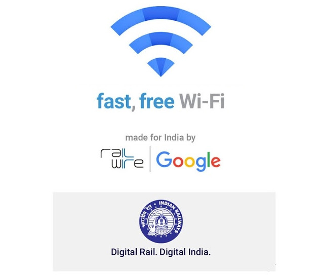 raitels free wifi connection