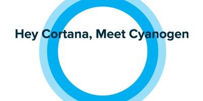 cortana on CyanogenMod