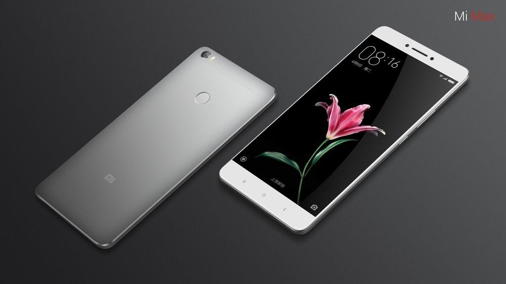 Xiaomi Mi Max features