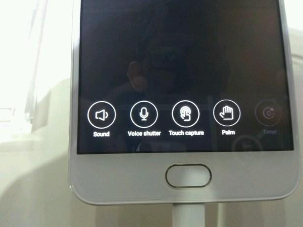Vivo v5 camera features
