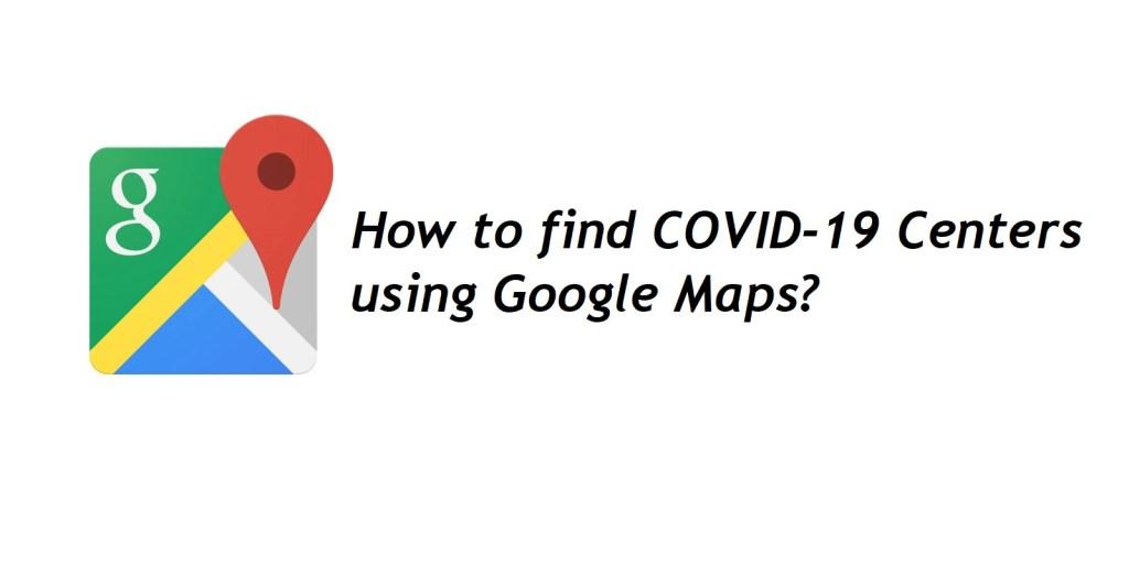COVID 19 center list in India
