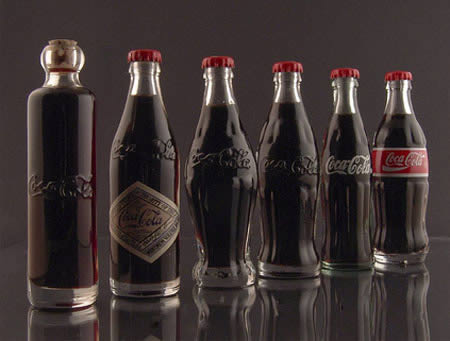 Some information about Coca Cola (1/6)
